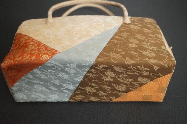 名物裂の利休バッグ