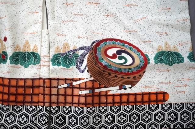 羽織袖の柄2
