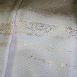 羽織の金ラメ2