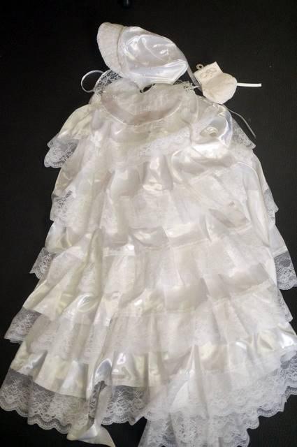 洋装のお宮参りセット