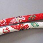 帯締め・刺繍2