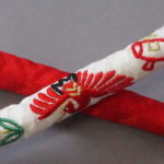 帯締め刺繍