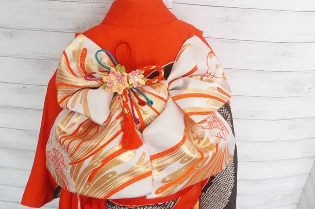 袋帯飾り紐2